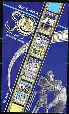 SELLOS CINE SRI LANKA 1999 50 ANIVERSARIO HB 71