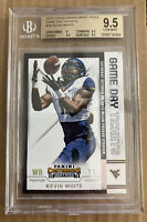2015 KEVIN WHITE PANINI CONTENDERS DRAFT PICKS ROOKIE RC BGS 9.5 GAME DAY TICKET