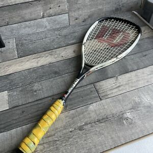 Wilson Hammer Titanium Squash Racket 165 grams