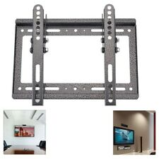 New Tilt Swivel Plasma LED LCD TV Wall Bracket Mount 14 17 26 32 40 42 Inch S247