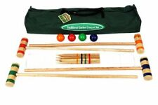 Traditional Garden Games Set de croquet 96 cm