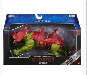 Masters of the Universe Masterverse Revelation BattleCat Deluxe Pre Order July