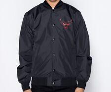 Nueva era - NBA Chicago Bulls fina chaqueta chaqueta tamaño M negro