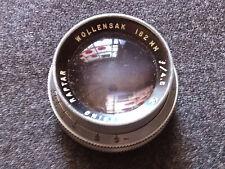 Wollensak 162mm Camera Lens Rochester USA