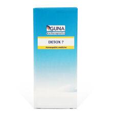 GUNA DETOX 07 (hormone feedback) 30ml Drops