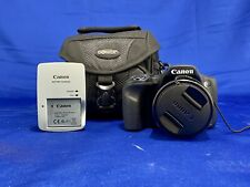 Canon PowerShot SX530 HS 16.0MP Digital Camera  Black (34952-1)