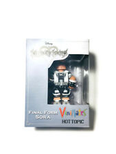 Disney Kingdom Hearts Sora Final Form Vinimates Hot Topic Exclusive Figure