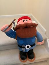 "CVS LARGE 24"" RUDOLPH THE RED NOSED REINDEER YUKON CORNELIUS NEW TAGS RARE"