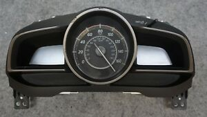 2014 2015 2016 Mazda 3 Sport HUD Speedometer Instrument Gauge Cluster