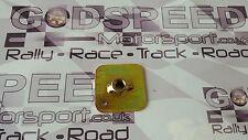 1 x FIA/MSA Approved Harness/Seat Belt Eyebolt Back/Backing/Stress Plate