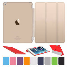 Новая умная подставка, магнитный кожаный корпусный чехол для Apple iPad Air 4, 3, 2, Mini & Pro