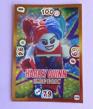 TRADING CARD GAME Lego Batman: LE 18 HARLEY QUINN