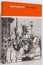 AVANT-GARDE ART Early 20th Century European Modernism Zwart Teige Sutnar More HC
