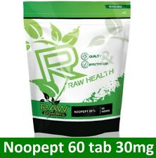 RAW Health 60 tab * 30mg   Boost Memory, Brain Function, Focus, Concentration