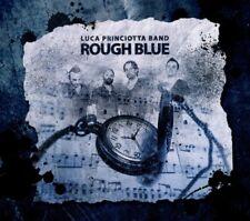 CD Luca Princiotta Band Rough Blue 10 Tracks Digipack (K35)