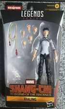 "Marvel Legends Shang-Chi Mr. Hyde Baf series Xialing Action Figure 6"" No BAF"