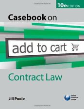 Casebook on Contract Law,Jill Poole- 9780199574780