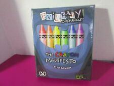 Evil Baby Orphanage The Crayon Manifesto Expansion New Sealed