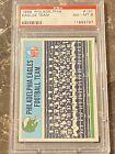 1966 Philadelphia Football Cards 114