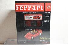 Ferrari SUPER AMERICA hachette 1:43 Diecast car Poster Magazine Vol.57