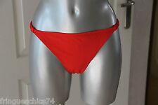 bikini maillot de bain rouge tomate ERES anelie T 42-44 NEUF ÉTIQUETTE V. 120€