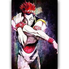 61071 Hisoka Hunter X Hunter Wall Print POSTER Affiche