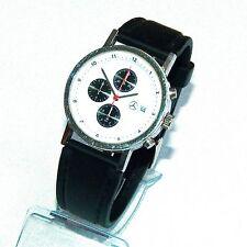 Mercedes-Benz Design SLK Chronograph Armbanduhr Herren Chrono Uhr HAU TOP rar