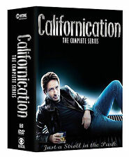 Californication David Duchovny Complete Series Seasons 1 2 3 4 5 6 7 DVD Box Set