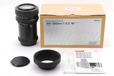Mamiya-Sekor Zoom Z 100-200mm f/5.2 W For RZ67 PRO from Japan