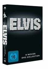 DVD-BOX - Elvis (Presley) - 8 Movies DVD Collection (8DVDs)