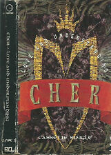 Cher ‎Love And Understanding CASSETTE SINGLE 2tracks Geffen ‎GFSC 5 Synth-pop