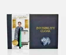 Harry Potter Invisibility Cloak With WOW Stuff App