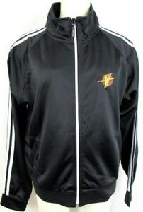 Golden State Warriors Womens Size Large or X-Large Full Zip Track Jacket GSW 1