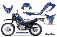 Dirt Bike Decal Graphic Kit MX Sticker Wrap For Yamaha XT250X 2006-2018 DEADEN U