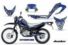 Dirt Bike Decal Graphic Kit MX Sticker Wrap For Yamaha XT250X 2006-2018 DEADEN U