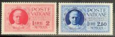Vatican City #E1-E2 MNH CV$135.00 Pius XI