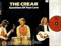 CREAM sunshine of your love (German Compilation) LP EX+/VG 2872 244 Classic Rock