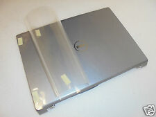 NEW Genuine Dell Studio 1735 1737 LCD Top Cover RED trim w Power Button