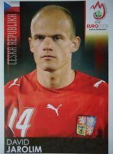 Panini 88 David Jarolim Tschechien UEFA Euro 2008