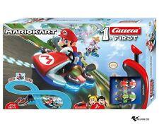 PISTA Eléctrico MARIO KART Nintendo 2,40 M Mario Contro YOSHI Carrera First