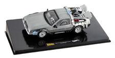 1:43 DeLorean DMC-12 Back To The Futur 1/43 • HOT WHEELS BCK08
