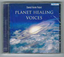 CHANTAL FÜSSLER PROJECT - PLANET HEALING VOICES - CD 12 TRACKS - 2008 - NEUF NEW
