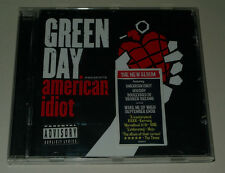 GREEN DAY CD AMERICAN IDIOT VERY GOOD 2004 9362-48777-2