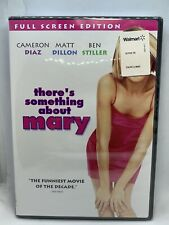 New There's Something About Mary (Dvd, 2006) Sealed Cameron Diaz Ben Stiller !