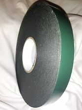 Double Sided Tape Adhesive vehicle Registration Number Plate roll 25x1MMx30M