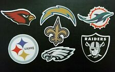 American Football NFL Team LOGO Stickers