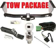 1999-2004 JEEP GRAND CHEROKEE TRAILER TOW HITCH PACKAGE