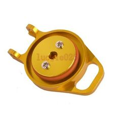 122059 HSP 102059 Fuel Tank Cover Yellow For RC 1/10 Model Car Upgrade Parts