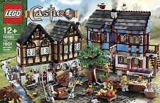 LEGO CASTLE MEDIEVAL MARKET VILLAGE 10193=RETIRED NEW