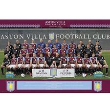 Aston Villa FC 2011-2012 Team Squad Poster English Premier League new EPL